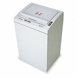 CD Shredder, Cross-Cut, 2500 pc. per hour