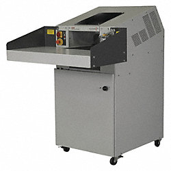 Paper Shredder, Cross-Cut, 120 Sheets