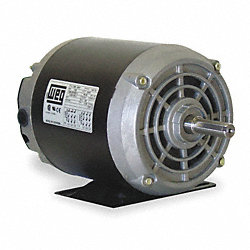 Mtr, 3 Ph, 1/2hp, 1730, 208-230/460, Eff 70.0