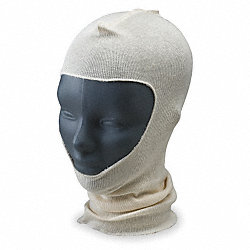 Disposable Hood, Cream, Universal, PK 12