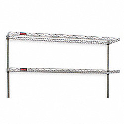 AdjusTable(R) Cantilever Shelf, W 48, D 12