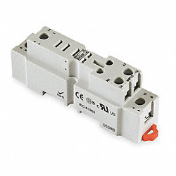 Relay, Socket, 5Pin, 300V