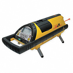 Pipe Laser Level, Self-Level, Range 800 Ft