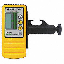 Green Beam Laser Level Detector