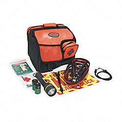 Emergency Road Kit, 55 Piece