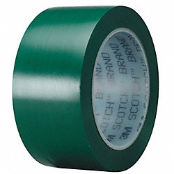 Marking Tape, 2In W, 108 ft. L, Green