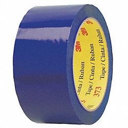 Carton Sealing Tape, Blue, 48mm x 50m