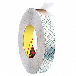 Double Coated Tape, 2Inx36 yd., Off White