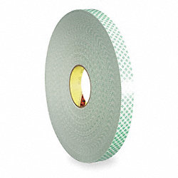 Double Coated  Tape, 3/4 In x 216 ft.