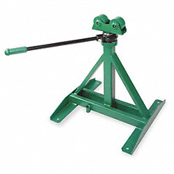 Ratcheting Reel Stand, 28 To 46 5/8 In H