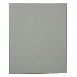 Partition Panel, 22 In W, Polymer, Gray