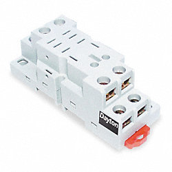 Socket, 8 Pin, 16 Amp