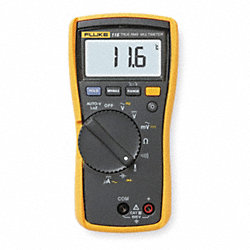 Digital HVAC Multimeter, 600V, 40 MOhms