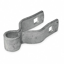Gate Frame Hinge, Steel, Galv, 1 5/8 In