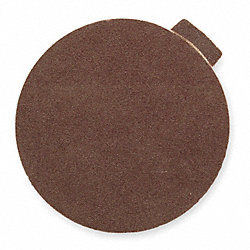 PSA Sanding Disc, AlO, Cloth, 2in, 100 Grit