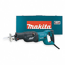 Reciprocating Saw Kit, 0 to 2800 spm, 120V