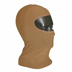 Face Mask, Brown, Universal