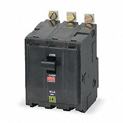 Circuit Breaker, Bolt-On, 3 Pole, 70A