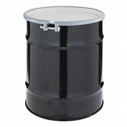 Drum, Open Head, 20 Gal, Bolt Ring & Lining
