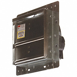 Exhaust Fan, 24 In, 115 V, Single Speed
