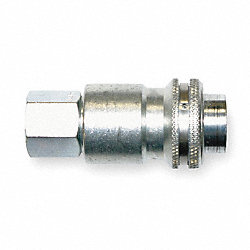 Quick Coupler, 3/8 FNPT, 3/8 Body, 232 PSI