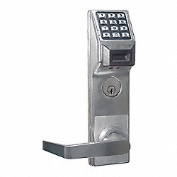 Proximity Access Lock, Chrome, Lever