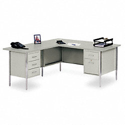 Desk, L-Shaped