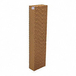 Evaporative Cooling Pad, 12x6x36 in.