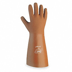 Chemical Resistant Glove, PVC, 18
