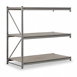 Records Storage Rack, Add On Unit, H72, W72