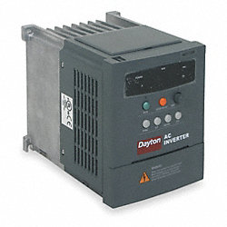 AC Adj Frequency Drive, 1 HP, 1 Ph, 230V