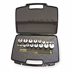 Precision Keyway Broach Set, #C-10