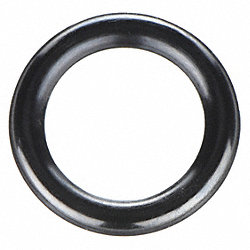 O-Ring, Buna-N, AS568A-008, Rnd, PK100