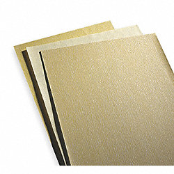 Sanding Sheet, 11x9 In, P150 G, AlO, PK100