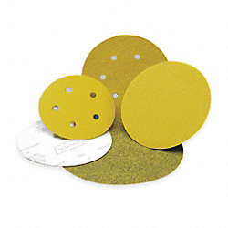 Disc, Sanding, 5 Hole, 5In., P80G, PK10