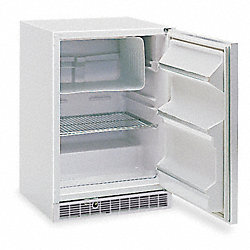 Freezer, 6.1 Cu-Ft, Undercounter, White