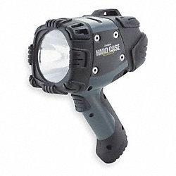 Spotlight, Black/Gray, 3W