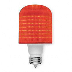 LED Light Bulb, T20, 2700K, Red