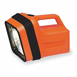 Mine Safety Lantern, 6V, Orange, Krypton