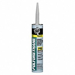 Poly Concrete Sealant, 10.1 Oz, Gray