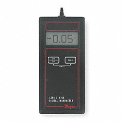Digital Manometer.-20 to 20 In WC