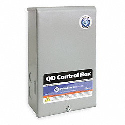 Control Box, 1/2HP, 115V, 1Phase