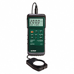 Heavy Duty Light Meter