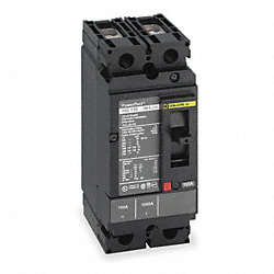 Circuit Breaker, Lug In/Lug Out, 125A, 600V