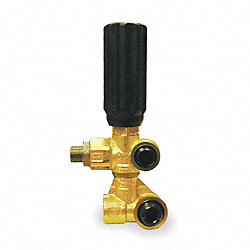 Valve, Regulating, 3-5.5 GPM