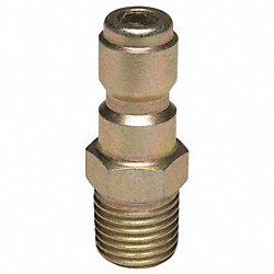 Quick Connect Plug, 1/4 (M)NPT