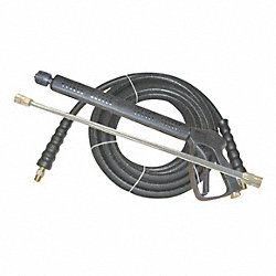 Spray Gun/Wand/Hose Kit, Professional