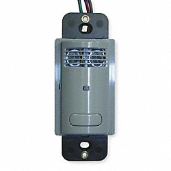 Motion Sensor, Ultrasonic, Gray