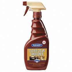 Leather Cream Conditioner, 16 Oz, Spray