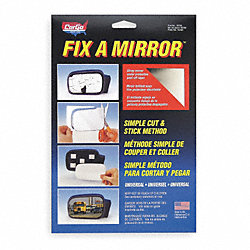 Mirror Repair Kit, Silver